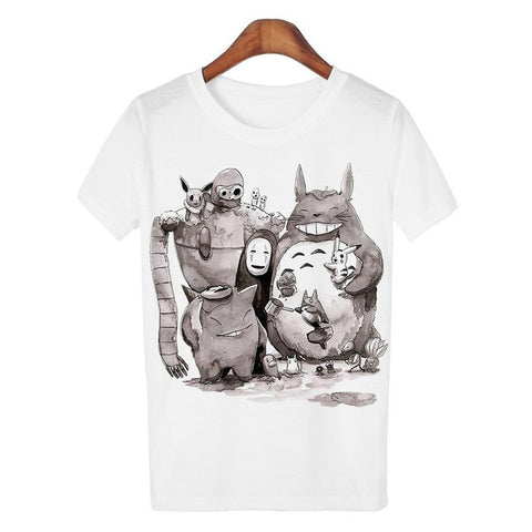 My Neighbor Totoro Studio Ghibli T-Shirt - Otakupicks