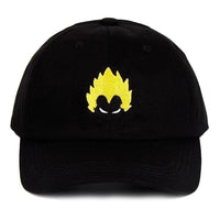 Dragon Ball Super Vegeta Hat