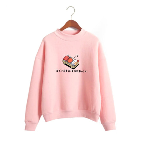 Kawaii Sushi Life Sweater - Otakupicks