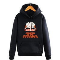 Attack on Titan Dawn of the Titans Hoodie