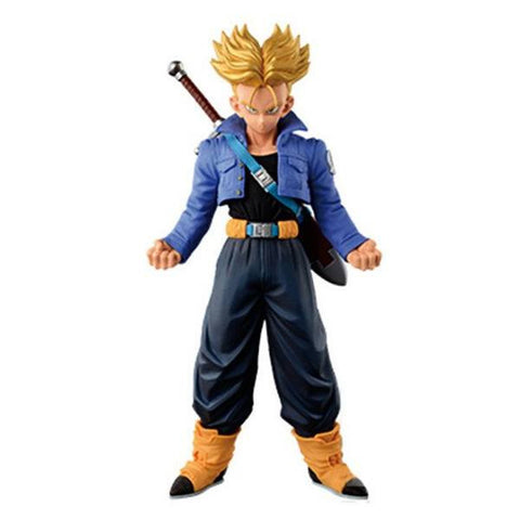 Dragon Ball Z Trunks Super Saiyan Action Figure