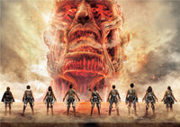 Attack on Titan Face of Evil Poster - Otakupicks