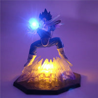 Dragon Ball Z Vegeta Final Flash LED Lamp - Otakupicks