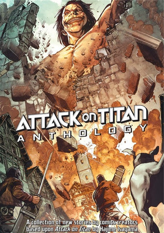 Attack on Titan Anthology Poster