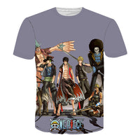 One Piece Stand Off T-Shirt - Otakupicks