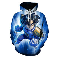Dragon Ball Z Young Gohan Hoodie - Otakupicks