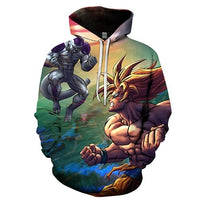 Dragon Ball Z Frieza Saga's Hoodie - Otakupicks