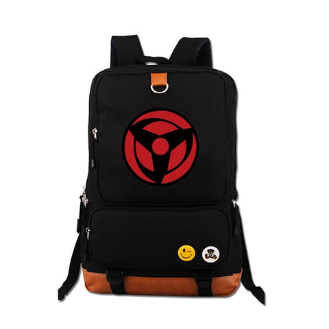 Naruto Sharingan Military Backpack - Otakupicks