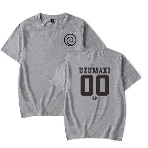 Naruto Uzumaki Team T-Shirt - Otakupicks