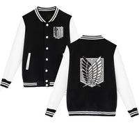 Attack on Titan Survey Corps Letterman - Otakupicks