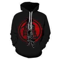 Dragon Ball Z Goku's Dojo Hoodie - Otakupicks