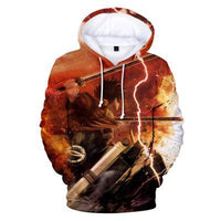 Attack on Titan Hero Hoodie - Otakupicks