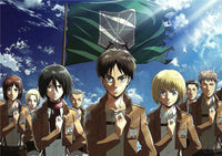 Attack on Titan Last Hope Poster - Otakupicks