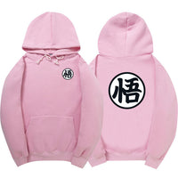 Dragon Ball Z Kanji Hoodie - Otakupicks