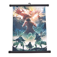 Attack on Titan Warfare Poster - Otakupicks