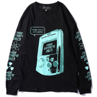 Portable Game Console Shirt