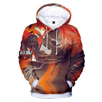 Fairy Tail Dragneel Duel Hoodie - Otakupicks