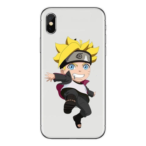 Naruto Chibi Hero iPhone Case - Otakupicks