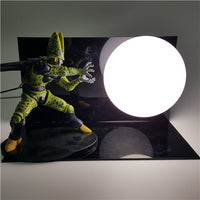 Dragon Ball Z Cell Orb Lamp - Otakupicks