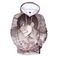 Attack on Titan Leading Titan Hoodie - Otakupicks
