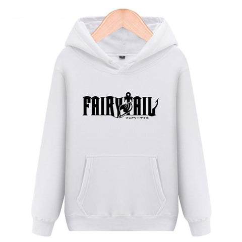 Fairy Tail Anime Logo Hoodie - Otakupicks