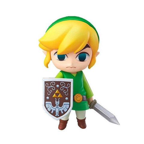 The Legend of Zelda: Wind Waker Link Nendoroid Figure