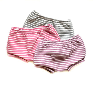 Shorties Shorts - Stripes