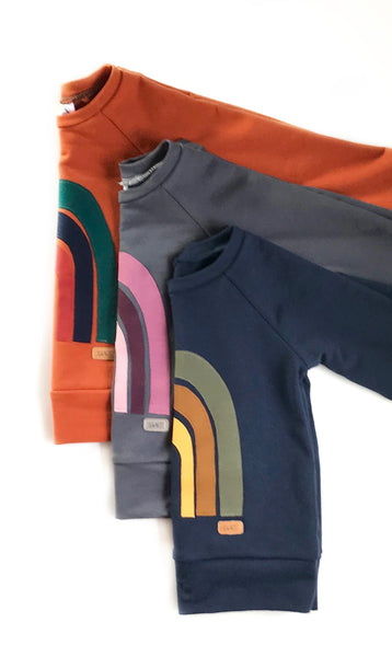Chid/Youth Signature Rainbow Sweaters