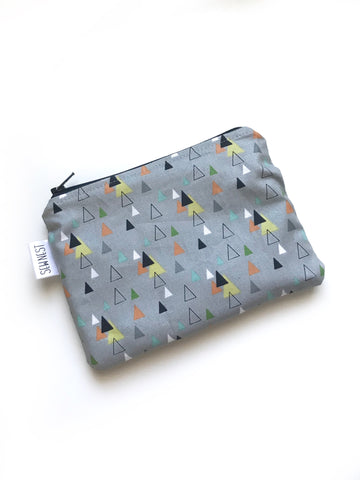 Triangles Reusable Snack Bag