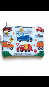 Trucks Reusable Snack Bag
