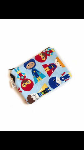 Superhero Reusable Snack Bag