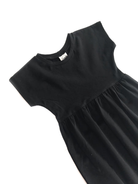 Black Everyday Dress