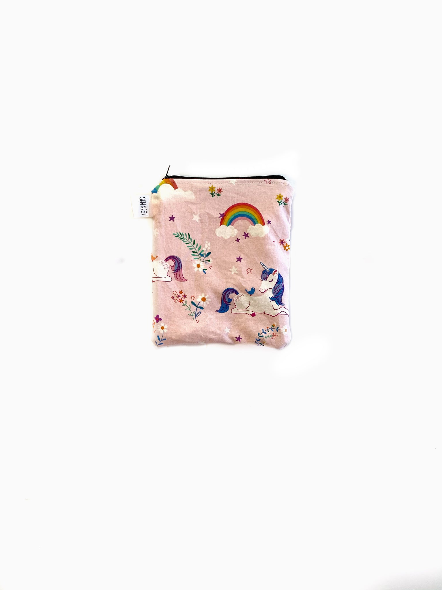 Unicorn Reusable Snack Bag