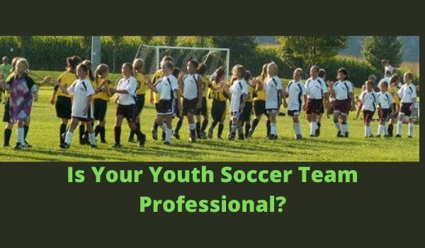 Is Your Youth Soccer Team Professional?