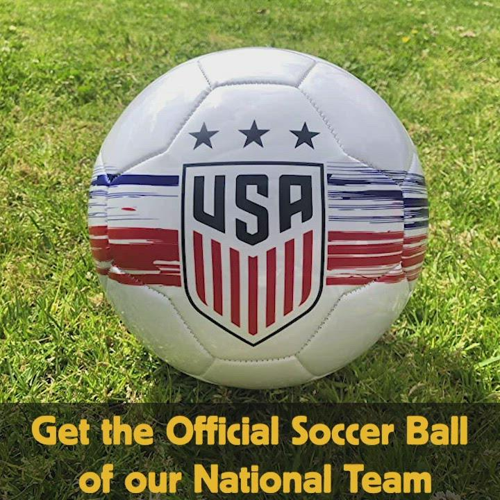 US Women's National Team Soccer Ball