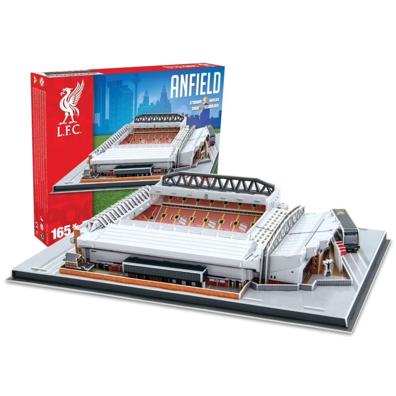 3D Puzzle Liverpool Anfield