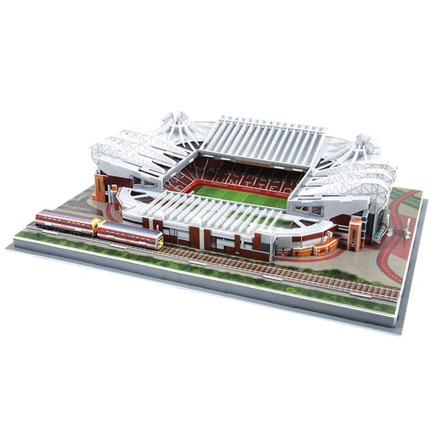 3D Puzzle Manchester United Old Trafford