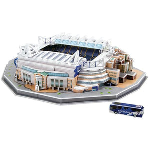 3D Puzzles. Top Stadiums