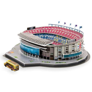 3D Puzzles. Top Stadiums - Barcelona Standard