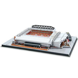 3D Puzzles. Top Stadiums - Liverpool