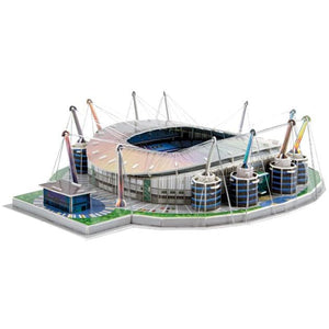 3D Puzzles. Top Stadiums - Manchester City