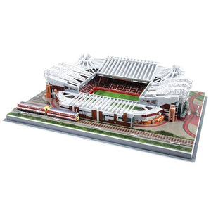 3D Puzzles. Top Stadiums - Manchester United
