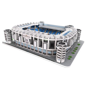 3D Puzzles. Top Stadiums - Mini Real Madrid