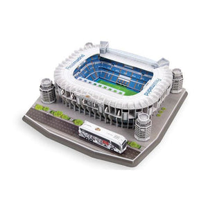 3D Puzzles. Top Stadiums - Real Madrid Standard