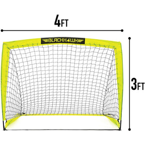 All ages Portable Soccer Goal - 4' x 3'