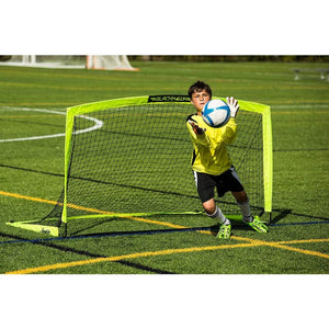 All ages Portable Soccer Goal - 6'5 x 3'3