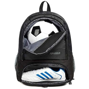 Backpack for Soccer Ball & Cleats - Equipment Bags