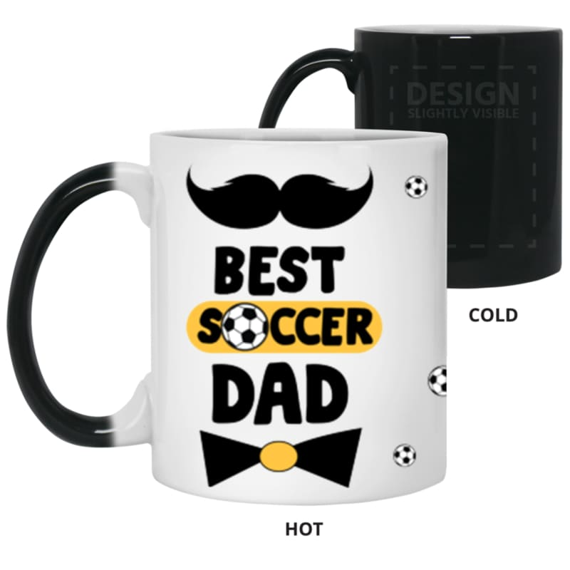 Best Dad Color Changing Mug - Drinkware