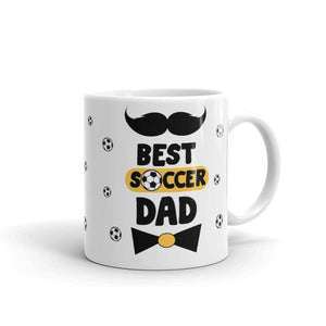 Best Soccer Dad Mug - Drinkware