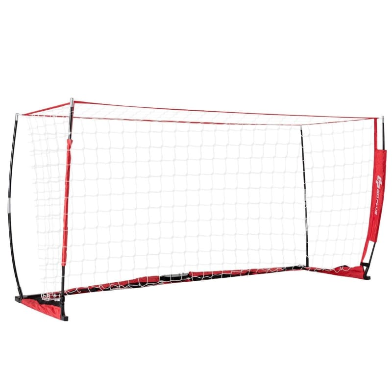 Durable Bow Style Soccer Goal Net with Bag